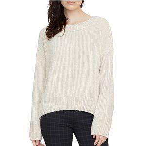 Philosophy | Cream Chenille Oversized Sweater